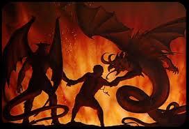 покарання душі в пеклі