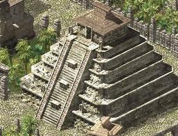 майя збудували